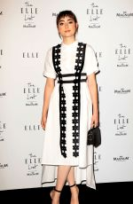 ELLISE CHAPPELL at Elle List in Association with Magnum Ice Cream in London 06/19/2019