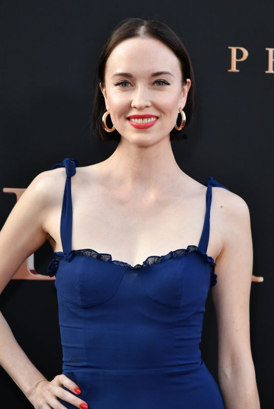 ELYSE LEVESQUE at X-men: Dark Phoenix Premiere in Hollywood 06/04/2019