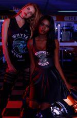 EMILY DEYT-AYSAGE - Blackmilk Clothing Rriverdale Photoshoot