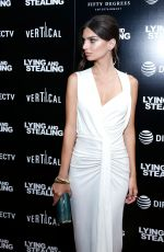 EMILY RATAJKOWSKI at Lying and Stealing Screening in New York 06/17/2019