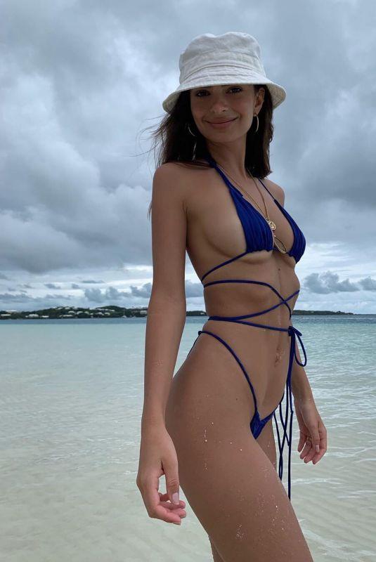 EMILY RATAJKOWSKI in Bikini - Instagram Pictures 06/16/2019