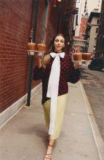 EMMA CHAMBERLAIN for W Magazine, June 2019