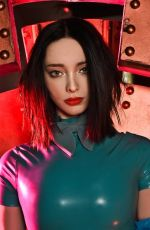 EMMA DUMONT for A Book of Emma Dumont - 2019
