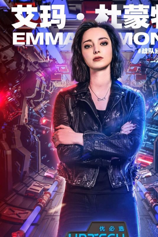 EMMA DUMONT – King of Bots, Season 2 Promos