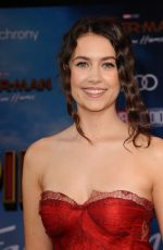EMMA FUHRMANN at Spider-Man: Far From Home Premiere in Hollywood 06/26/2019