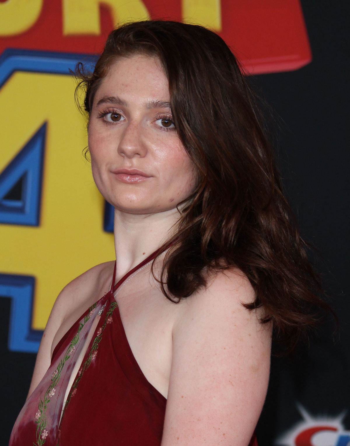 EMMA KENNEY at Toy Story 4 Premiere in Los Angeles 06/11 ... Emma Kenney 2019
