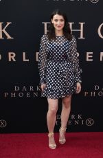 EMMA LAHANA at X-men: Dark Phoenix Premiere in Hollywood 06/04/2019