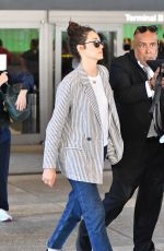 EMMY ROSSUM at Los Angeles International Airport 06/15/2019