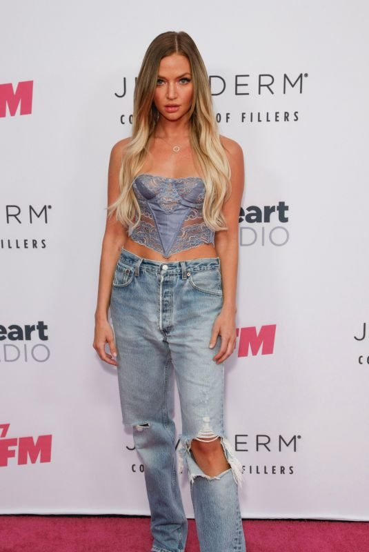 ERIKA COSTELL at 2019 Iheartradio Wango Tango in Los Angeles 06/01/2019