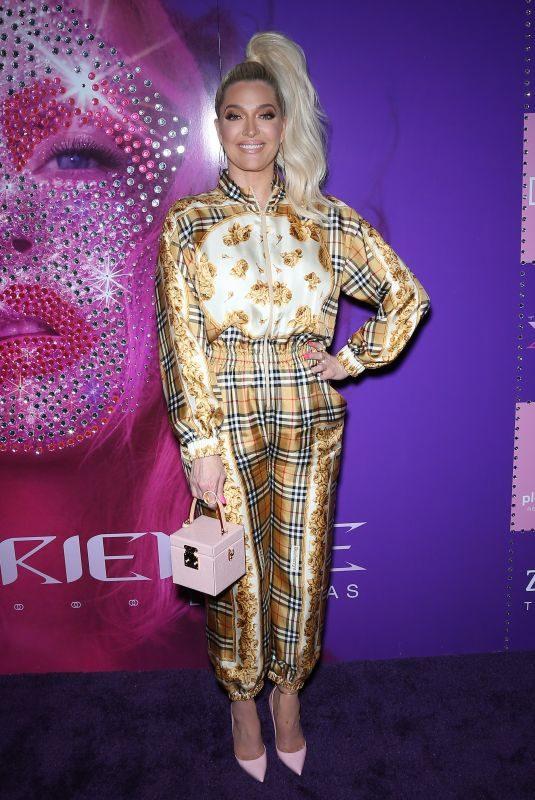 ERIKA JAYNE at Christina Aguilera: The Xperience Show Launch in Las Vegas 05/31/2019