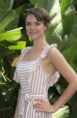 ERIN RICHARDS at Filming Italy Sardegna Festival 2019 Photocall in Cagliari 06/15/2019