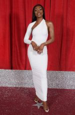 ESTARE at British Soap Awards 2019 in Manchester 06/01/2019