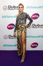 EUGENIE BOUCHARD at Dubai Futy Free WTA Summer Party in London 06/28/2019
