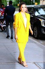 EVA LONGORIA Arrives at The View in New York 06/17/2019