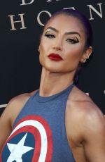 EVA MARIE at X-men: Dark Phoenix Premiere in Hollywood 06/04/2019