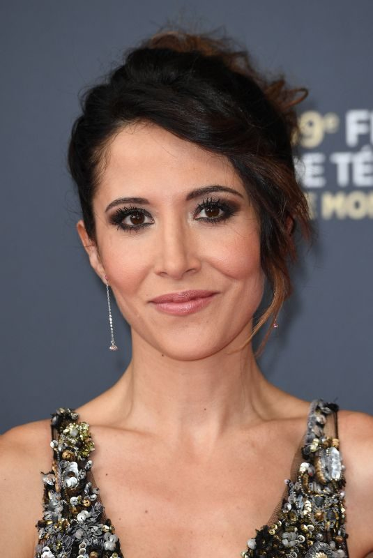 FABIENNE CARAT at 59th Monte Carlo TV Festival Opening 06/14/2019