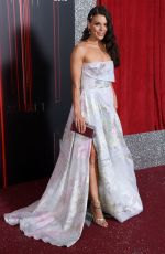 FAYE BROOKES at British Soap Awards 2019 in Manchester 06/01/2019