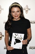 FAYE BROOKES at The Book of Mormon Press Night in Manchester 06/12/2019