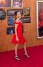 FERNANDA ROMERO at Annabelle Comes Home Premiere in Los Angeles 06/20/2019