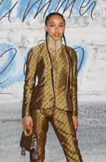 FKA TWIGS at Serpentine Gallery Summer Party in London 06/25/2019