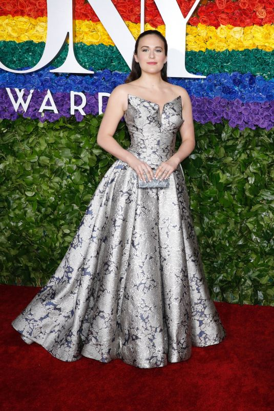 FRANCESCA CARPANINI at 2019 Tony Awards in New York 06/09/2019
