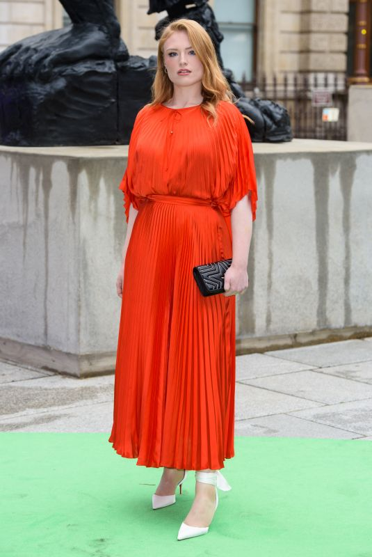 FREYA RIDINGS at Royal Academy of Arts Summer Exhibition Preview Party in London 06/04/2019
