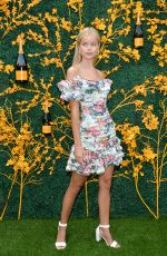 FRIDA AASEN at 2019 Veuve Clicquot Polo Classic in Jersey City 06/01/2019