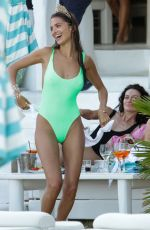 GABRIELE CAUNSEIL in Swimsuit at a Beach in Mykonos 06/06/2019