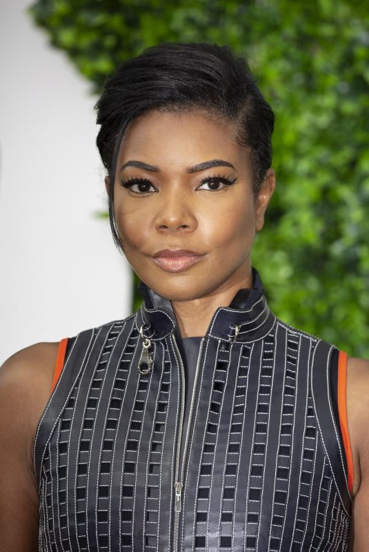 GABRIELLE UNION at L.A.'s Finest Photocall at 2019 Monte Carlo TV Festival 06/15/2019
