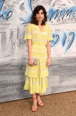 GALA GORDON at Serpentine Gallery Summer Party in London 06/25/2019