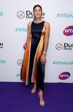 GARBINE MUGURUZA at Dubai Futy Free WTA Summer Party in London 06/28/2019