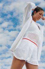 GARBINE MUGURUZA for Adidas x Stella McCartney Wimbledon Collection Made from Parley Ocean Plastic 03/04/2019
