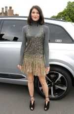 GEMMA ARTERTON at Audi Sentebale Concert at Hampton Court Palace in London 06/11/2019
