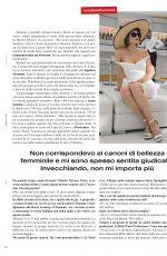 GEMMA ARTERTON in Vanity Fair Magazine, Italy July 2019