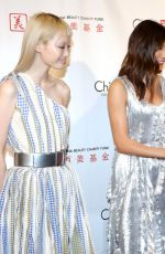 GEMMA CHAN at China Fashion Gala 2019 in New York 05/01/2019