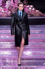 GIGI HADID at Versace Fashion Show in Milan 06/15/2019