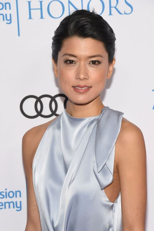 GRACE PARK at Television Academy Honors 2019 in Beverly Hills 05/30/2019