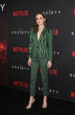 GRACE VICTORIA COX at The Society, Season 1 Special Screening in Los Angeles 05/09/2019