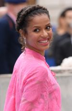 GUGU MBATHA at Royal Academy of Arts Summer Exhibition Preview Party in London 06/04/2019