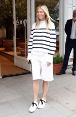 GWYNETH PALTROW Leaves Her Goop Store in London 06/18/2019