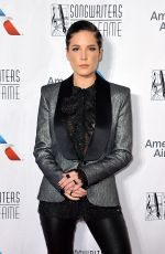 HALSEY at Songwriters Hall of Fame Awards Gala in New York 06/13/2019
