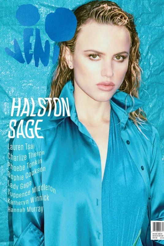HALSTON SAGE for Veni Magazine, July 2019