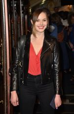 HANNAH TOINTON at The Starry Messenger Play Press Night in London 05/29/2019