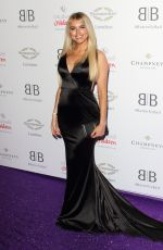 HAYLEY HUGHES at Caudwell Children Butterfly Ball in London 06/13/2019