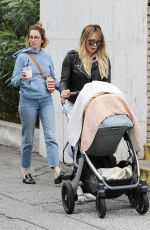 HILARY DUFF Out in Los Angeles 06/02/2019