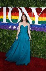 HILARY RHODA at 2019 Tony Awards in New York 06/09/2019