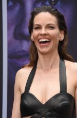 HILARY SWANK at I am Mother Screening in Los Angeles 06/06/2019