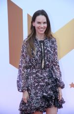 HILARY SWANK at Mouratoglou Tennis Academy Charity Gala in Biot 06/23/2019