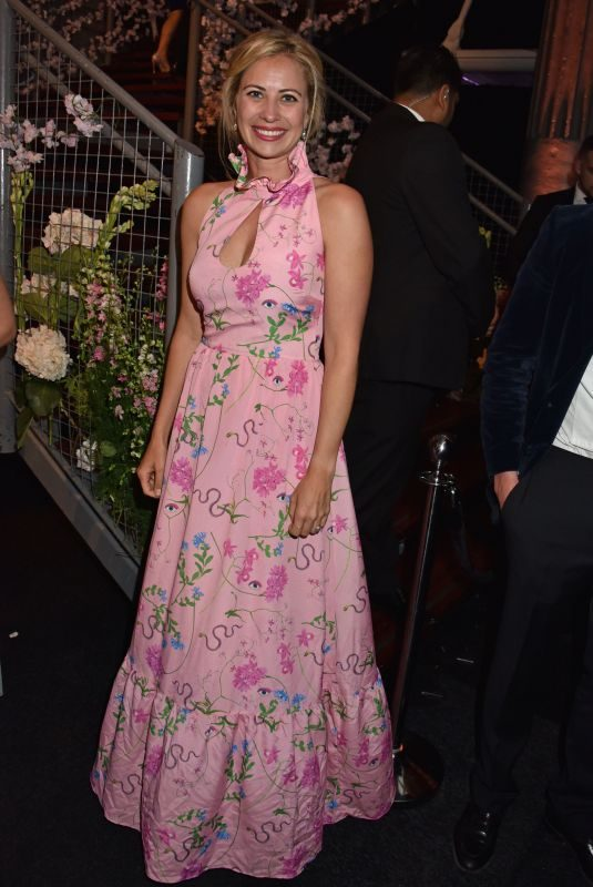HOLLY BRANSON at Boodles Boxing Ball in London 06/07/2019