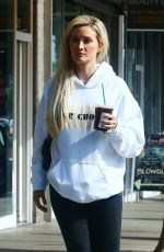 HOLLY MADISON Out in Larchmont Village 06/27/2019